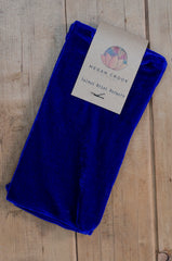 Wrist Warmers Set in Lapis