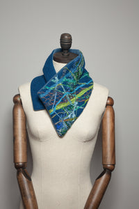 Embellished Neck Wrap Workshop