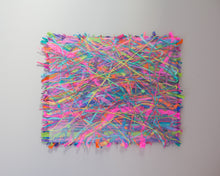 Load image into Gallery viewer, Glass Scribble Wall Art -  - Megan Crook