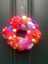 Load image into Gallery viewer, Pompom Wreath Workshop