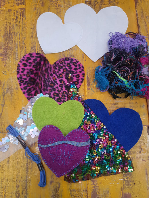 Charity Craft Kit