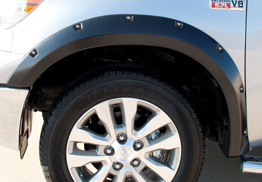 2005-2011 Toyota Tacoma (60 Inch Bed) Fender Flares (Rivet Style) - Ronusa.com