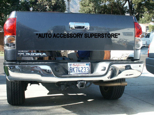 2007-2013 Toyota Tundra Chrome Lower Tailgate Trim - Ronusa.com