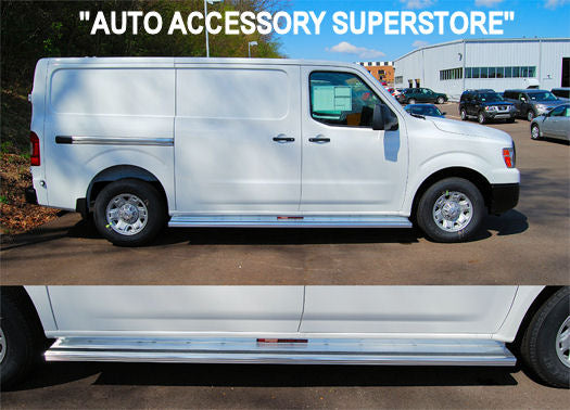 Nissan NV Van Running Boards