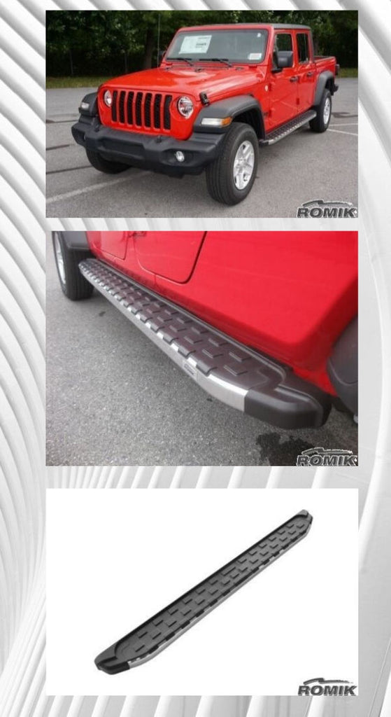 Jeep Gladiator Running Boards