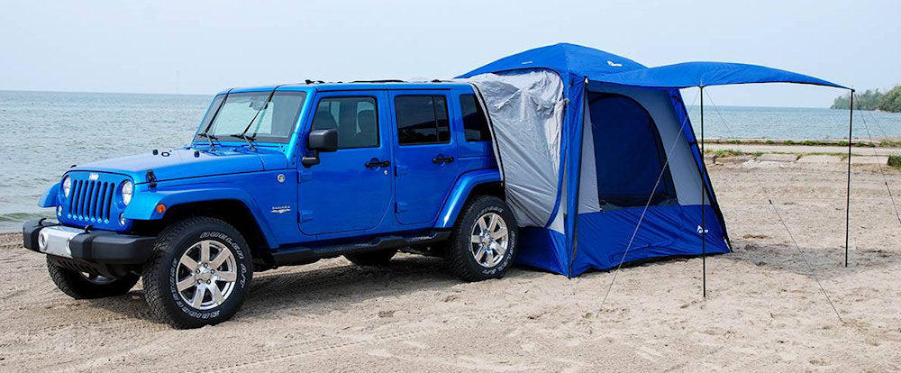 Sportz SUV Camping Tent (Without Screen Room) - Ronusa.com