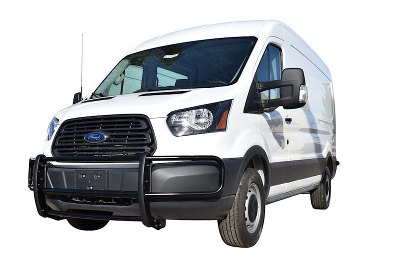 2015-2020 Ford Transit Brush Guard (Black Version) - Ronusa.com