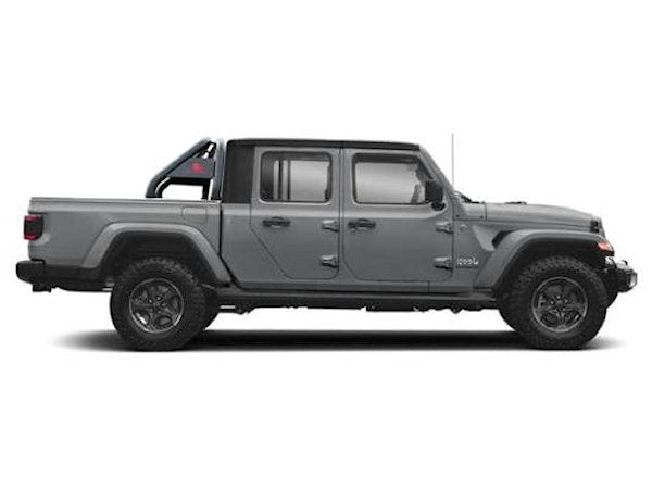 2020-Up Jeep Gladiator (With Trail Rail System) Sport Rollbar - Ronusa.com