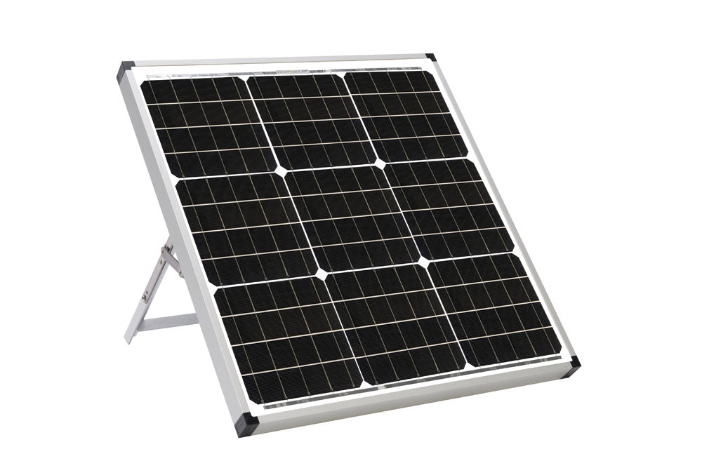 45 Watt Portable Solar Panel Kit - Ronusa.com