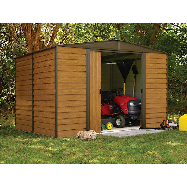 photo of storage shed