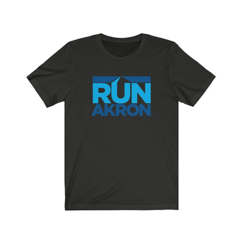 Men's RUN AKRON Jersey Short Sleeve Tee