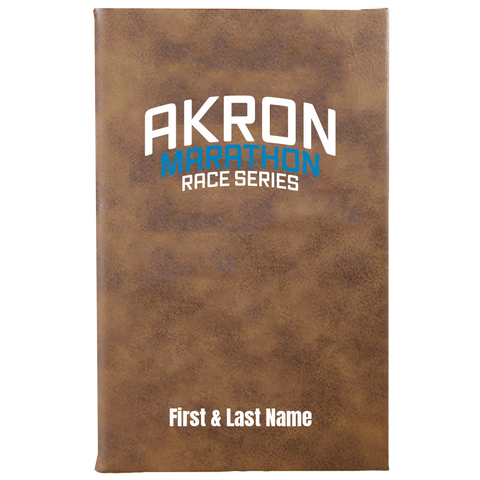 AKRON Marathon Running Journal