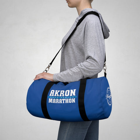 Akron Marathon Official Training Duffel Bag