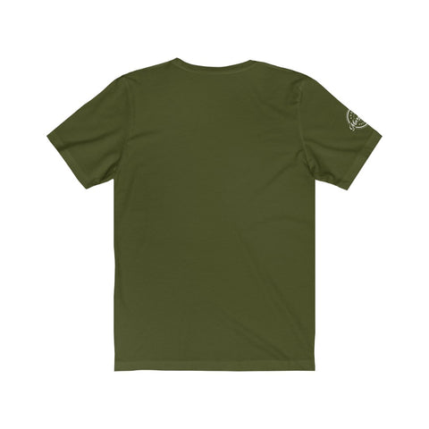 Men's I RUN FOR Jersey Short Sleeve Tee