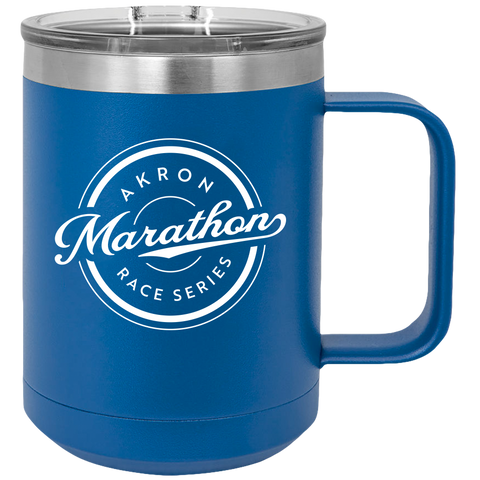 AKRON MARATHON Insulated Mug