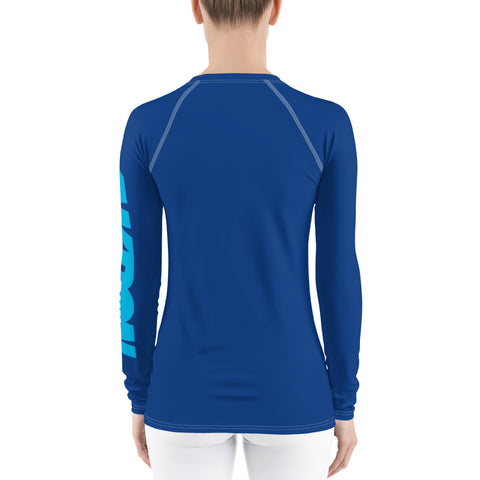 Run Akron Womens Long Sleeve Trainer