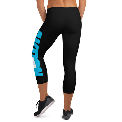 Women's Run Akron Capri Leggings
