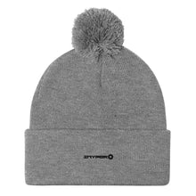 Load image into Gallery viewer, Fuzzy Pom Snyper Beanie
