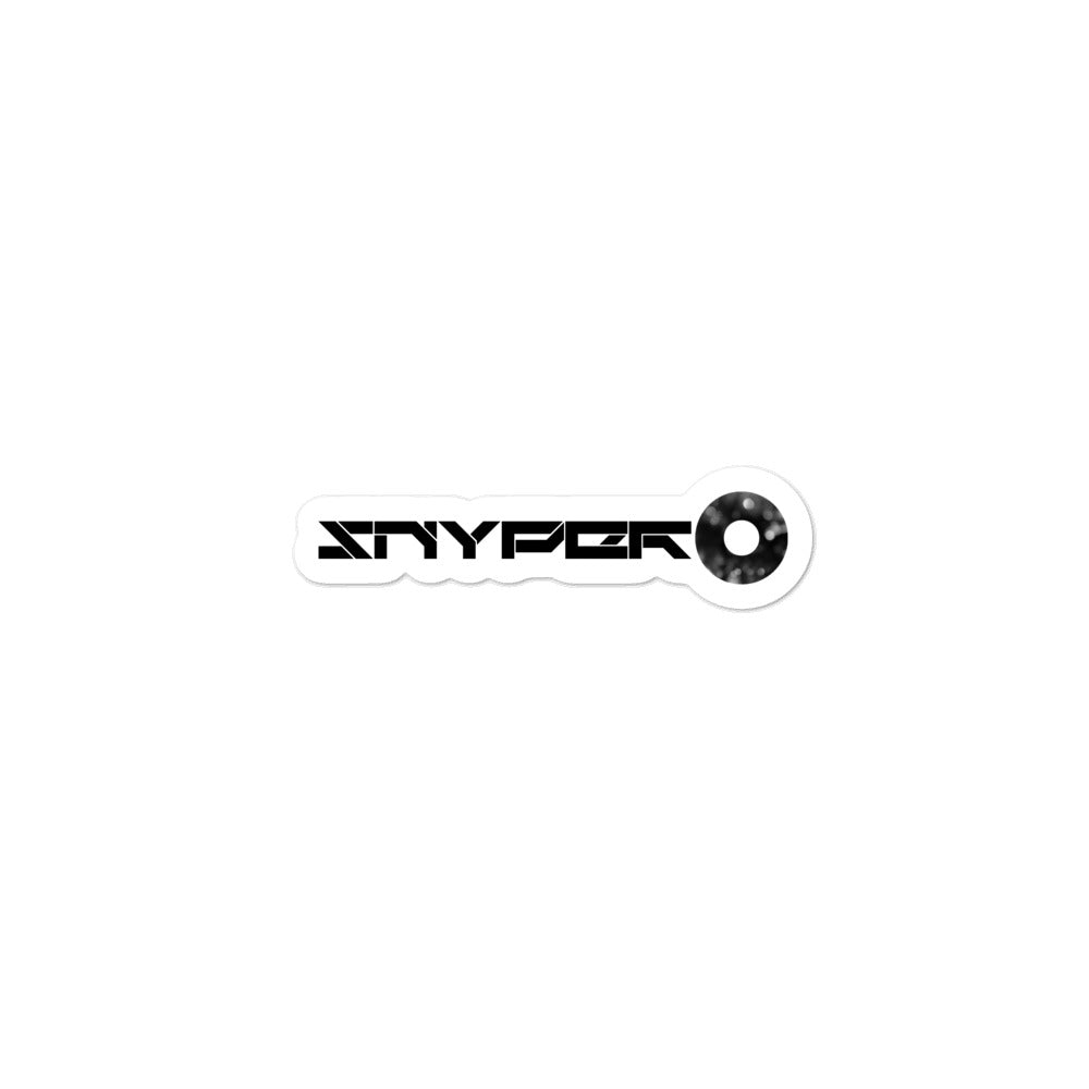 Snyper Tagging Stickers!