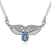 Angel Wings Necklace Timelessly