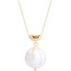 Baroque Pearl Necklace Timelessly