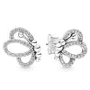 Butterfly Stud Earrings Timelessly