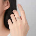 Cupid's Arrow Ring Timelessly