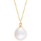 Dainty Baroque Pearl Necklace Timelessly