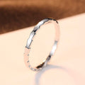 Geometric Band Ring Timelessly