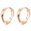 Geometric Hoop Earrings Timelessly