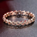 Multi Heart Ring Timelessly