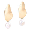 Retro Baroque Drop Earrings Timelessly