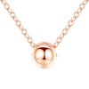 Rose Ball Necklace Timelessly