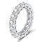 Round Eternity Band Ring Timelessly