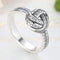 Round Knot Ring Timelessly