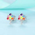 Sketchpad Stud Earrings Timelessly