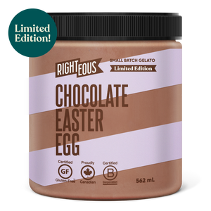 Chocolate Easter Egg Gelato