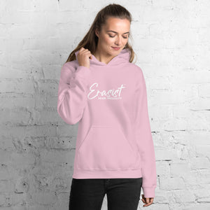 Erasist™ Logo ERASE INEQUALITY Unisex Hoodie - Erasist | Erase The Hate