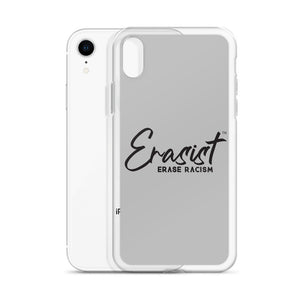 Erasist™ Logo ERASE RACISM iPhone Case - Erasist | Erase The Hate