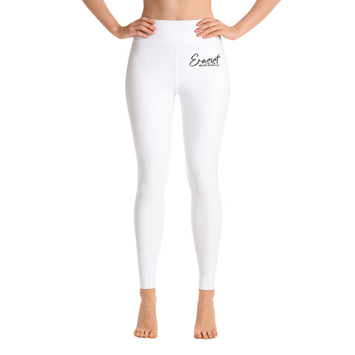 Women's Erasist™ Logo ERASE INJUSTICE Yoga Leggings - Erasist | Erase The Hate