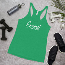 Load image into Gallery viewer, Women's Erasist™ Logo ERASE THE HATE Racerback Tank - More on Tees Pages 8 & 9