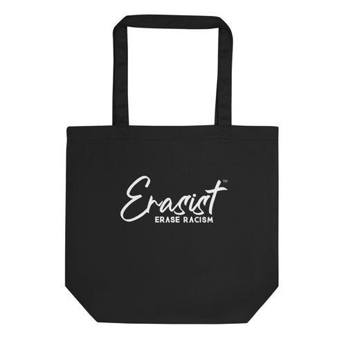 Erasist™ ERASE RACISM Eco Tote Bag - Erasist | Erase The Hate