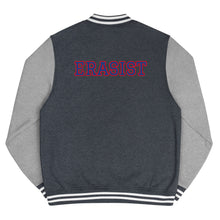 Load image into Gallery viewer, Erasist™ Team Men's Letterman Jacket - Erasist | Erase The Hate