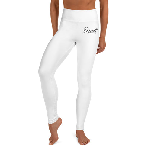 Women's Erasist™ Logo ERASE VIOLENCE Yoga Leggings - Erasist | Erase The Hate