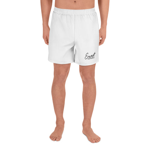 Men's Erasist™ Logo ERASE INJUSTICE Athletic Long Shorts - Erasist | Erase The Hate