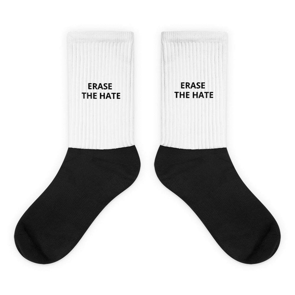 Erase The Hate Socks - Erasist | Erase The Hate