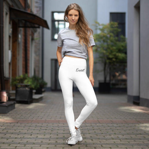 Women's Erasist™ Logo ERASE INEQUALITY Yoga Leggings - Erasist | Erase The Hate