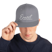 Load image into Gallery viewer, Erasist™ Logo ERASE OPPRESSION Snapback Hat - Erasist | Erase The Hate