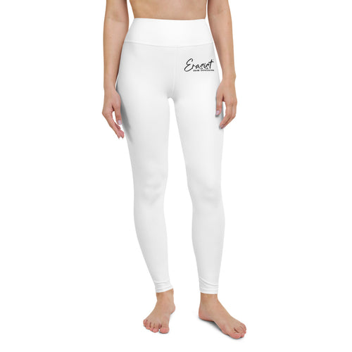 Women's Erasist™ Logo ERASE OPPRESSION Yoga Leggings - Erasist | Erase The Hate