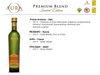 Aceite de Oliva Extra Virgen AURA Limited Edition 500 ml - Yahgan Seafood
